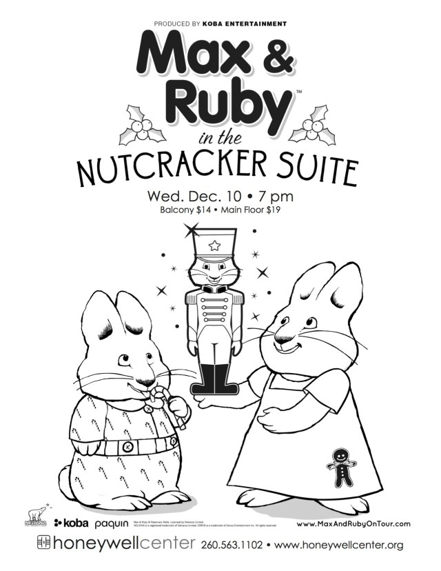 Max And Ruby Coloring Pages Honeywell Center S Max And Ru Coloring Contest Inkfreenews Com New