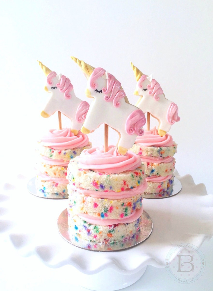 Swell Mini Birthday Cake 14 Unicorn Cake Ideas That Will Inspire A Funny Birthday Cards Online Inifofree Goldxyz