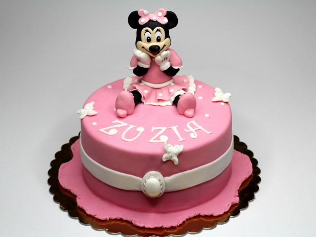 Minnie Mouse Birthday Cakes Minnie Mouse Cakes Decoration Ideas Little Birthday Cakes