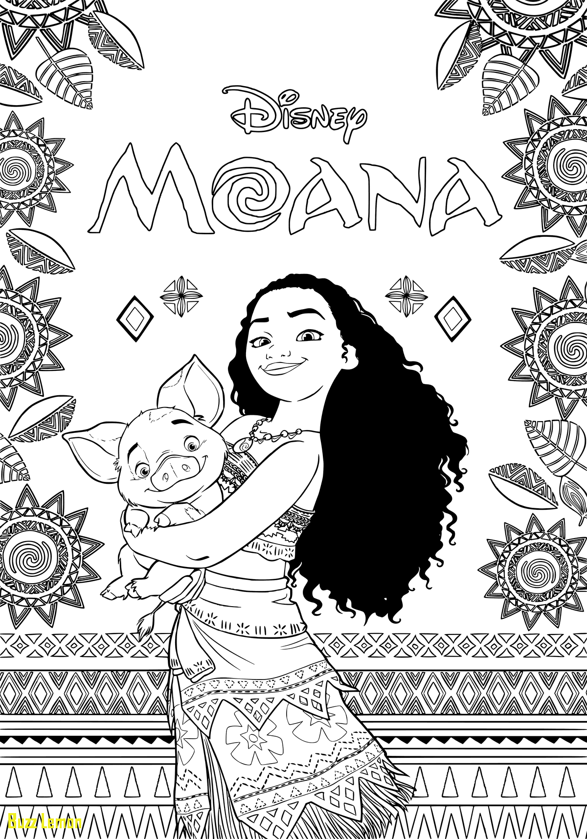 photograph about Printable Moana named Moana Printable Coloring Webpages Moana Middle Of Te Fiti