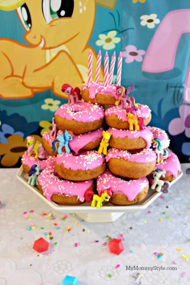 My Little Pony Birthday Cake Low Stress My Little Pony Birthday Party My Mommy Style