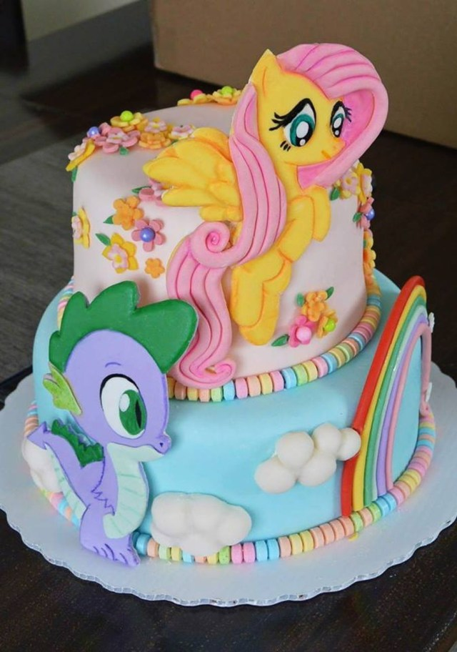 My Little Pony Birthday Cake My Little Pony Cakecentral
