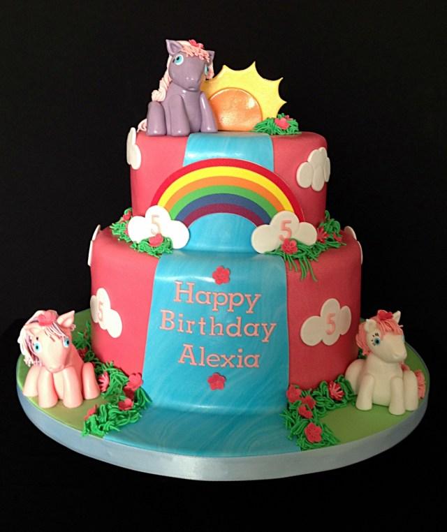 32+ Great Image of My Little Pony Birthday Cake - birijus com