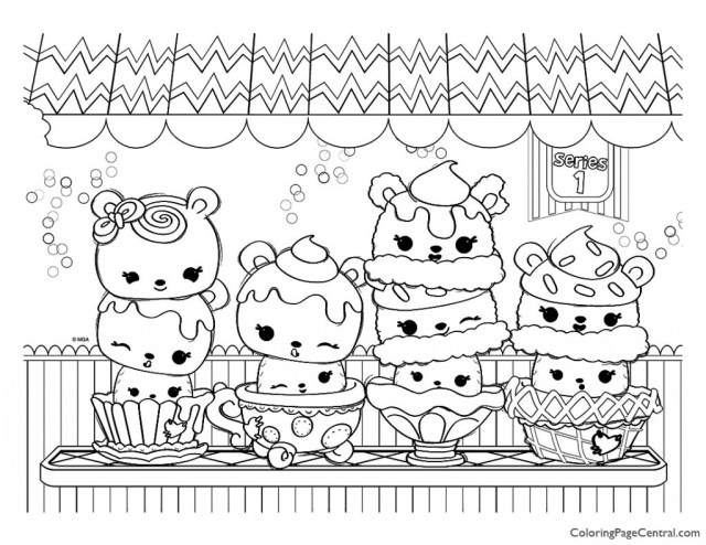 Num Nom Coloring Pages New Coloring Pages Num Noms Download Coloring Pages For Free