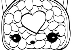 Num Nom Coloring Pages Num Nom Coloring Pages Black And White Ambok