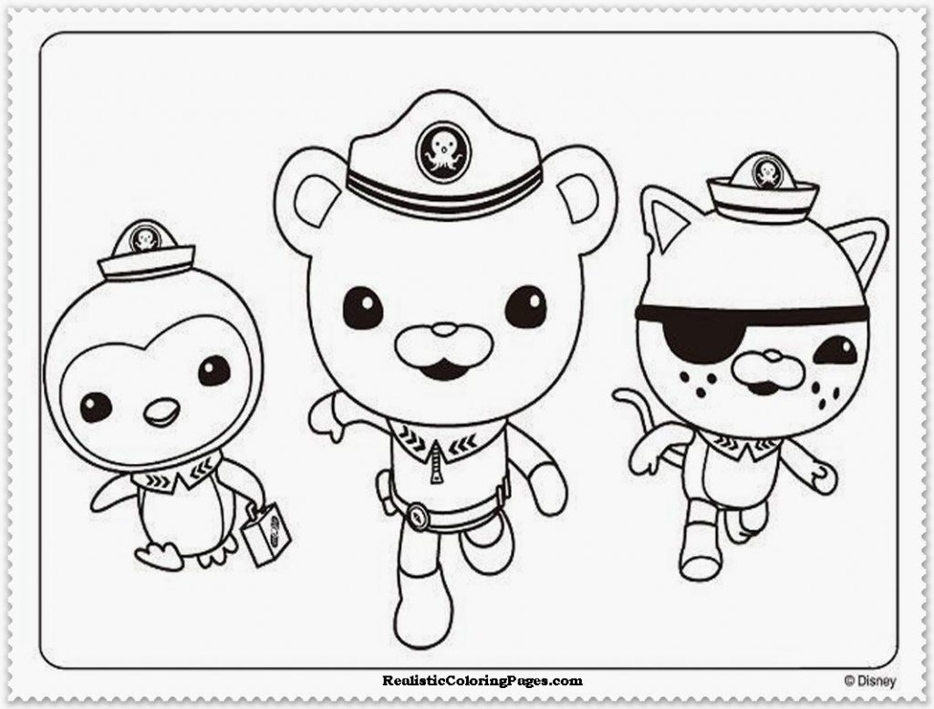 photo relating to Octonauts Printable known as Octonauts Coloring Webpages Coloring Internet pages Octonauts Printable