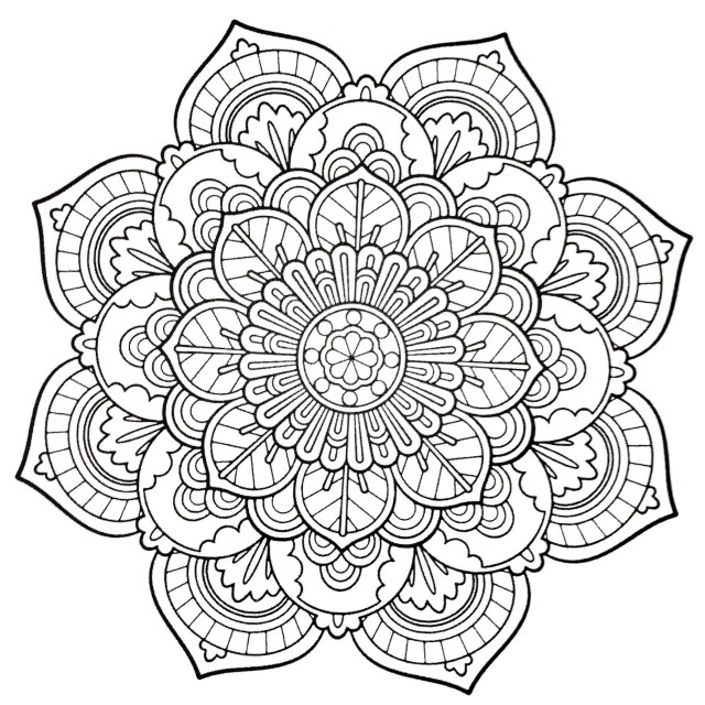 Online Coloring Pages For Adults Adult Coloring Pages Printable At Online For Adults Wuming