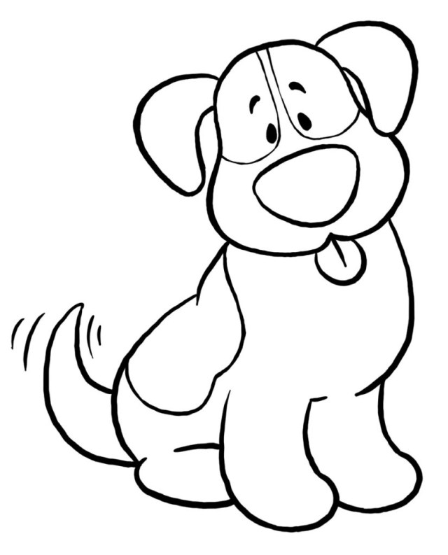Pitbull Coloring Pages Pit Bull Pitbull Cartoon Projects Dog Coloring Page Pitbull