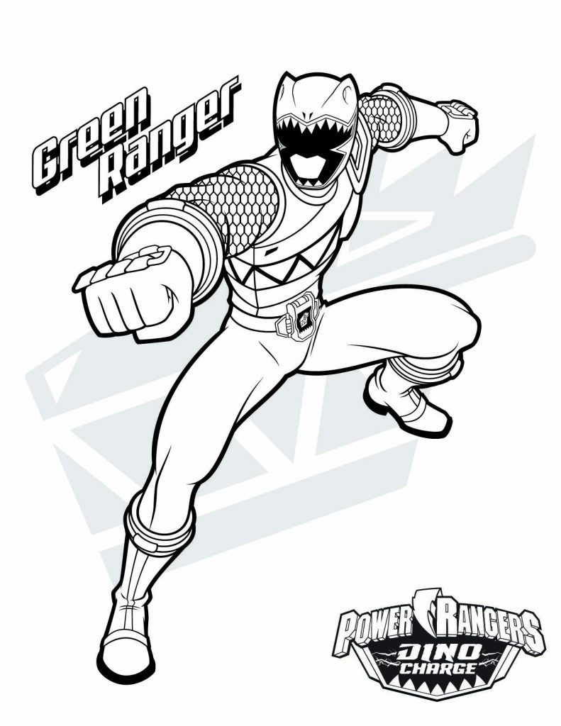 Power Ranger Coloring Pages Pinpower Rangers On Power Rangers ...