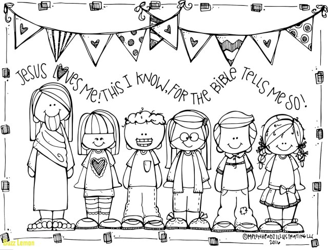 Preschool Coloring Pages Preschool Coloring Pages Jesus New Jesus And Children Coloring Page