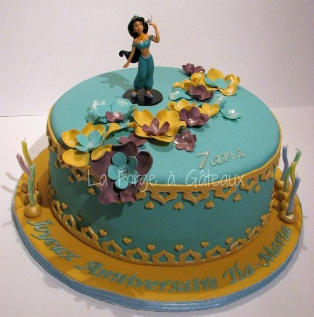 Princess Jasmine Birthday Cake Stunning Disney Princess Cake Princess Me Birthday Images On