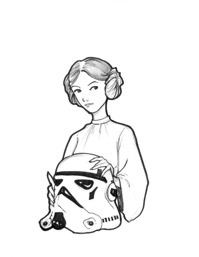 Princess Leia Coloring Pages Princess Leia Coloring Pages Printable At Getdrawings Free For