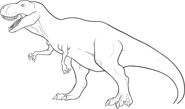 Printable Dinosaur Coloring Pages Coloring Page 34 Dinosaur Coloring