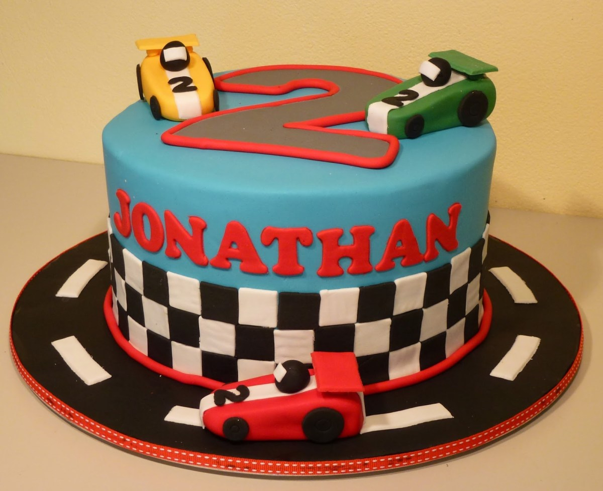 Cool Race Car Birthday Cake 9 Racing Theme Birthday Cakes Photo Race Funny Birthday Cards Online Elaedamsfinfo