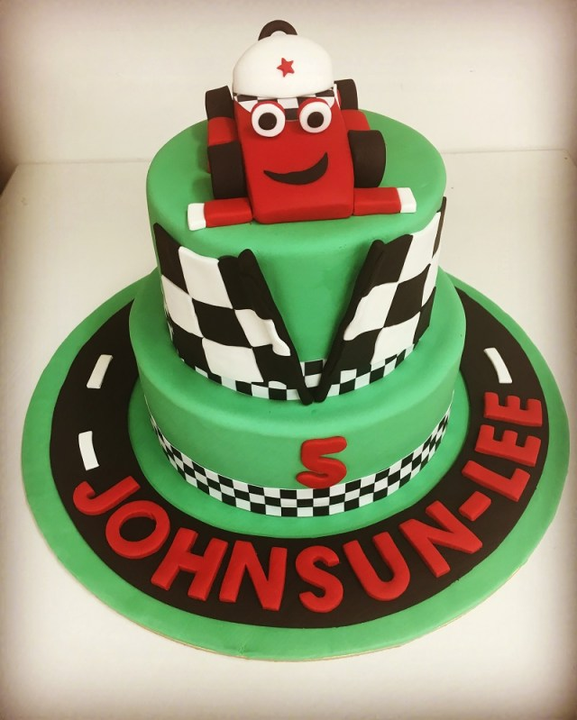 Race Car Birthday Cake Race Car Birthday Cake Sugarcrafts Nz