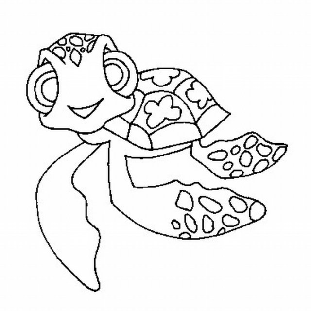 Sea Turtle Coloring Page Turtle Coloring Pages Free Download Best Turtle Coloring Pages On