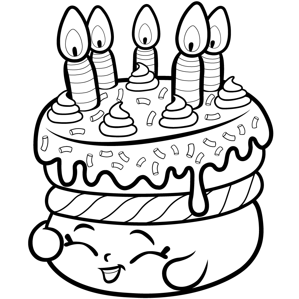Shopkins Coloring Pages To Print Shopkins Coloring Pages Best Coloring Pages For Kids Birijus Com