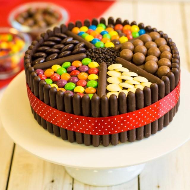 Simple Birthday Cake Recipe Ultimate Chocolate Cake Baking Mad