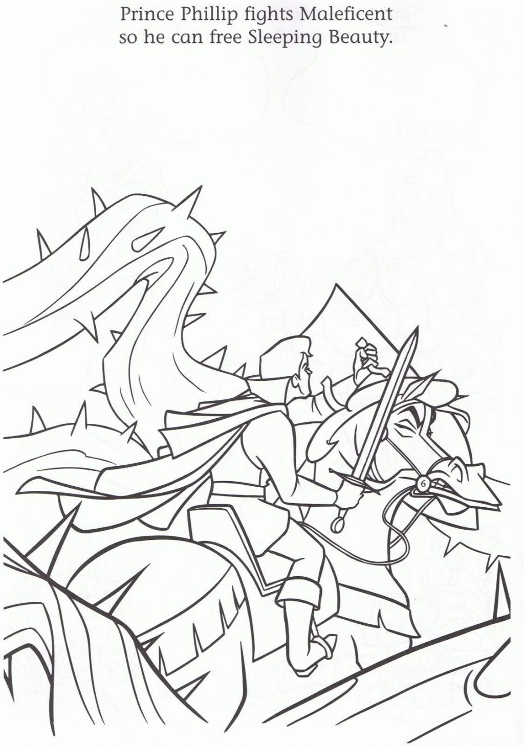 - Sleeping Beauty Coloring Pages Coloring Pages Sleeping Beauty