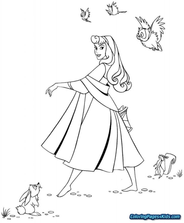 Sleeping Beauty Coloring Pages Sleeping Beauty Coloring Pages Lezincnyc