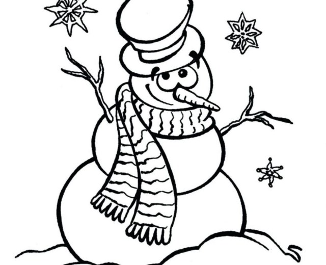 Snowman Coloring Pages It S Here Snowman Coloring Pages 33115 Unknown Resolutions 9