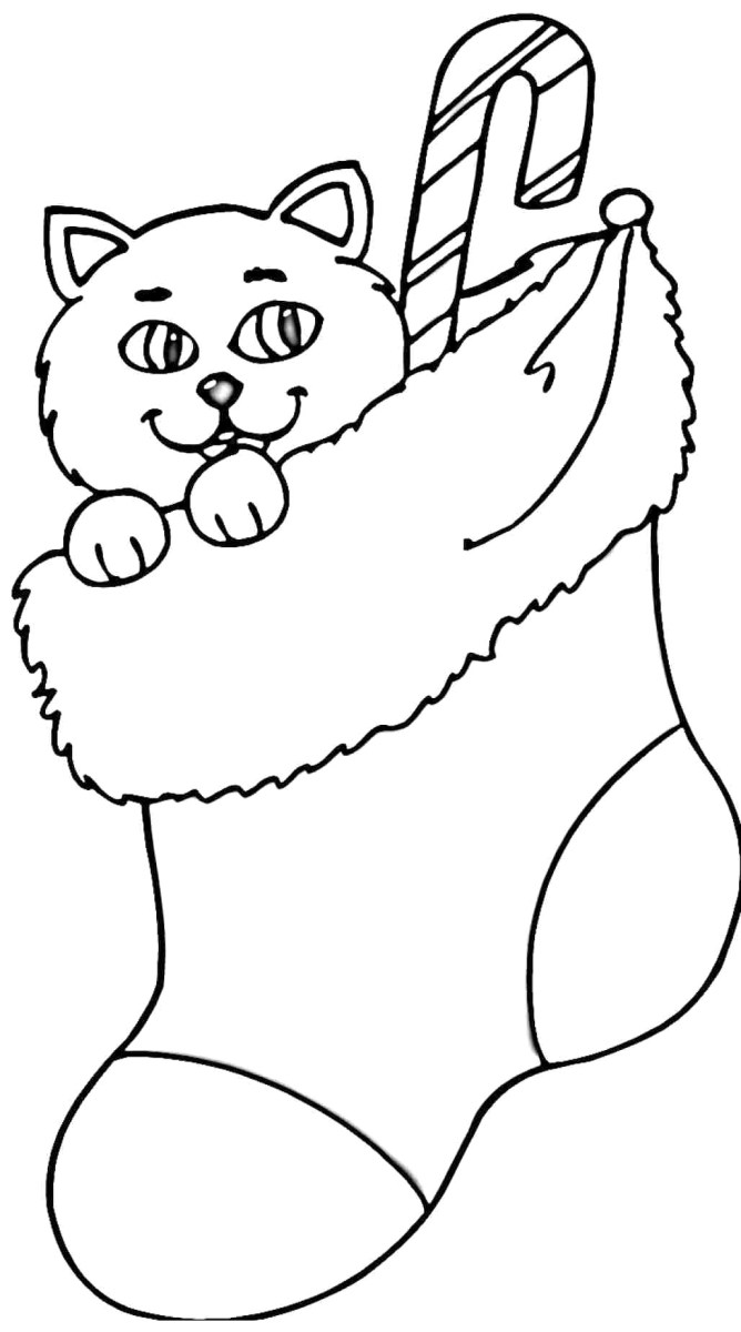 Armonie Forţat Grămadă De Christmas Socks Coloring Pages Daveschindele Com