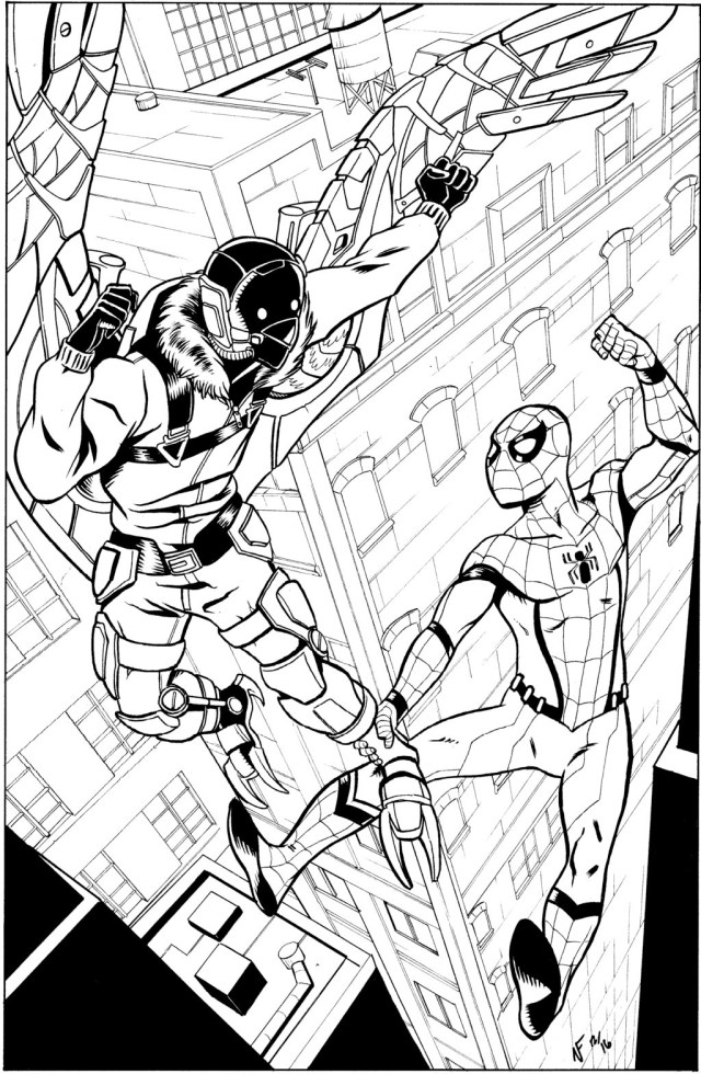 Spider Man Homecoming Coloring Pages 23 Spiderman Homecoming Coloring Pages Printable Free Coloring Pages