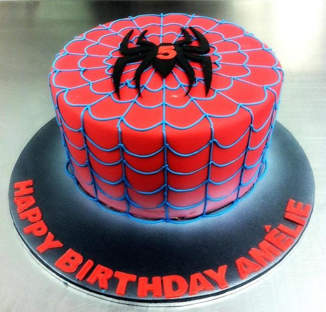 Spiderman Birthday Cakes Spiderman Birthday Cakes Ideas 2happy Homeinteriorpl