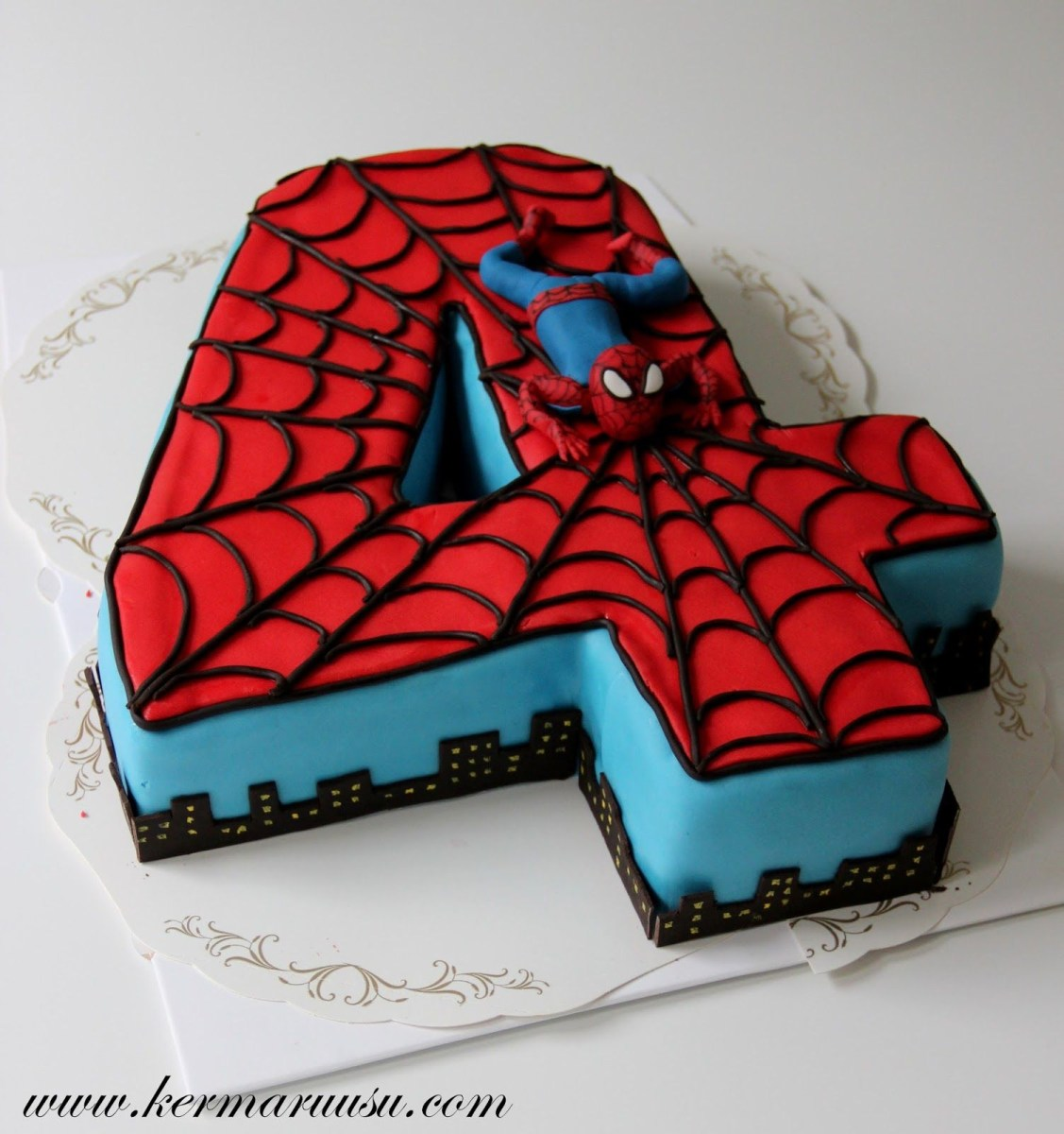 Spiderman Birthday Cakes Spiderman Cake Visit To Grab An Amazing Super Hero Shirt Now On
