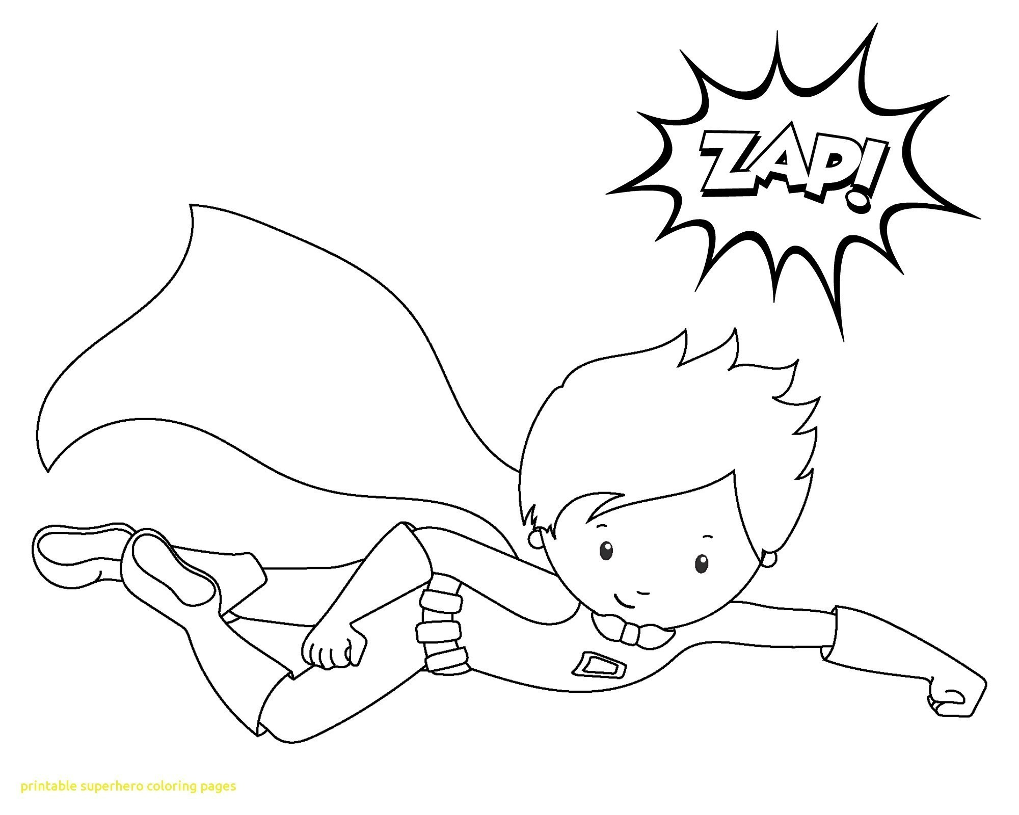 Superhero Coloring Books For Adults