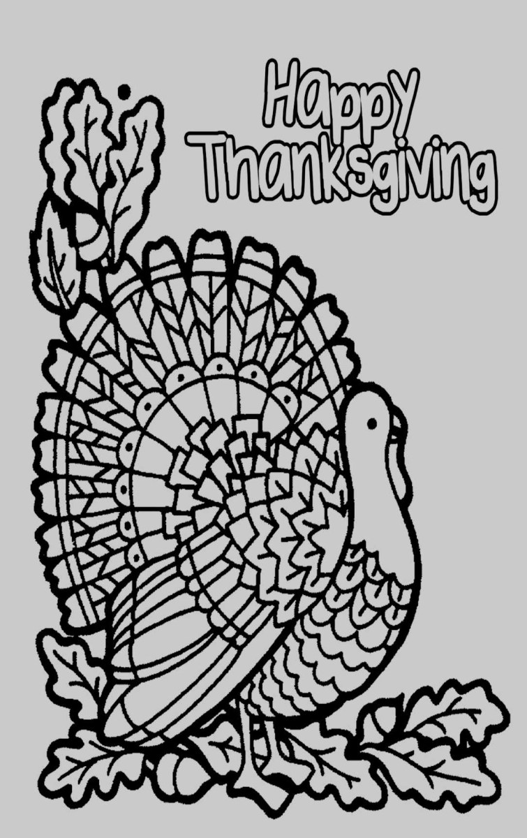 coloring pages turkey printable – duelprotocol.info | 1200x755