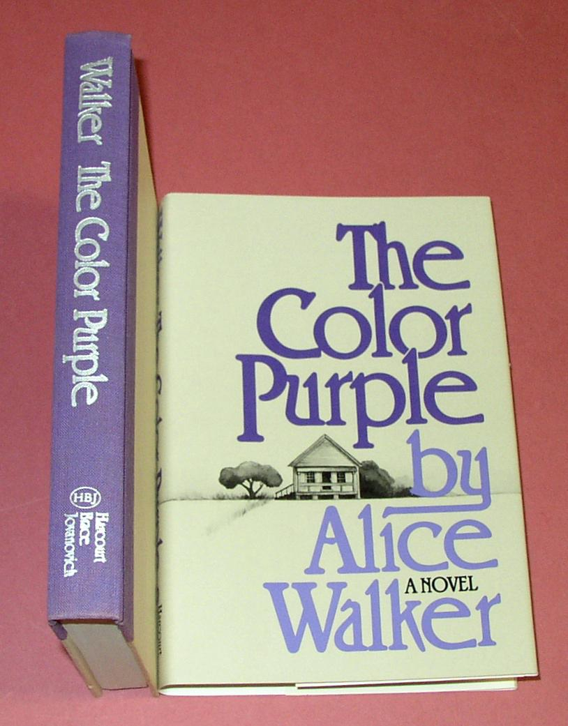The Color Purple Page Count The Color Purple Book Coloring