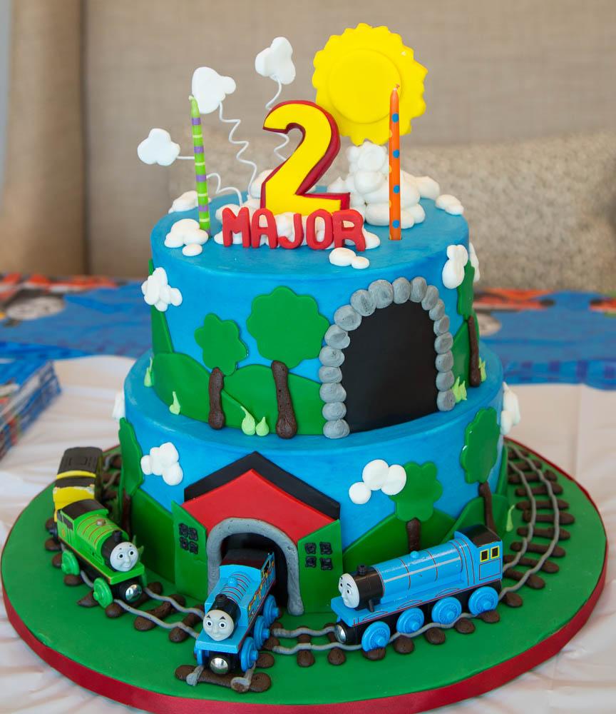 Fine Thomas The Train Birthday Cakes 10 Thomas Sheet Cakes For 2Nd Funny Birthday Cards Online Elaedamsfinfo