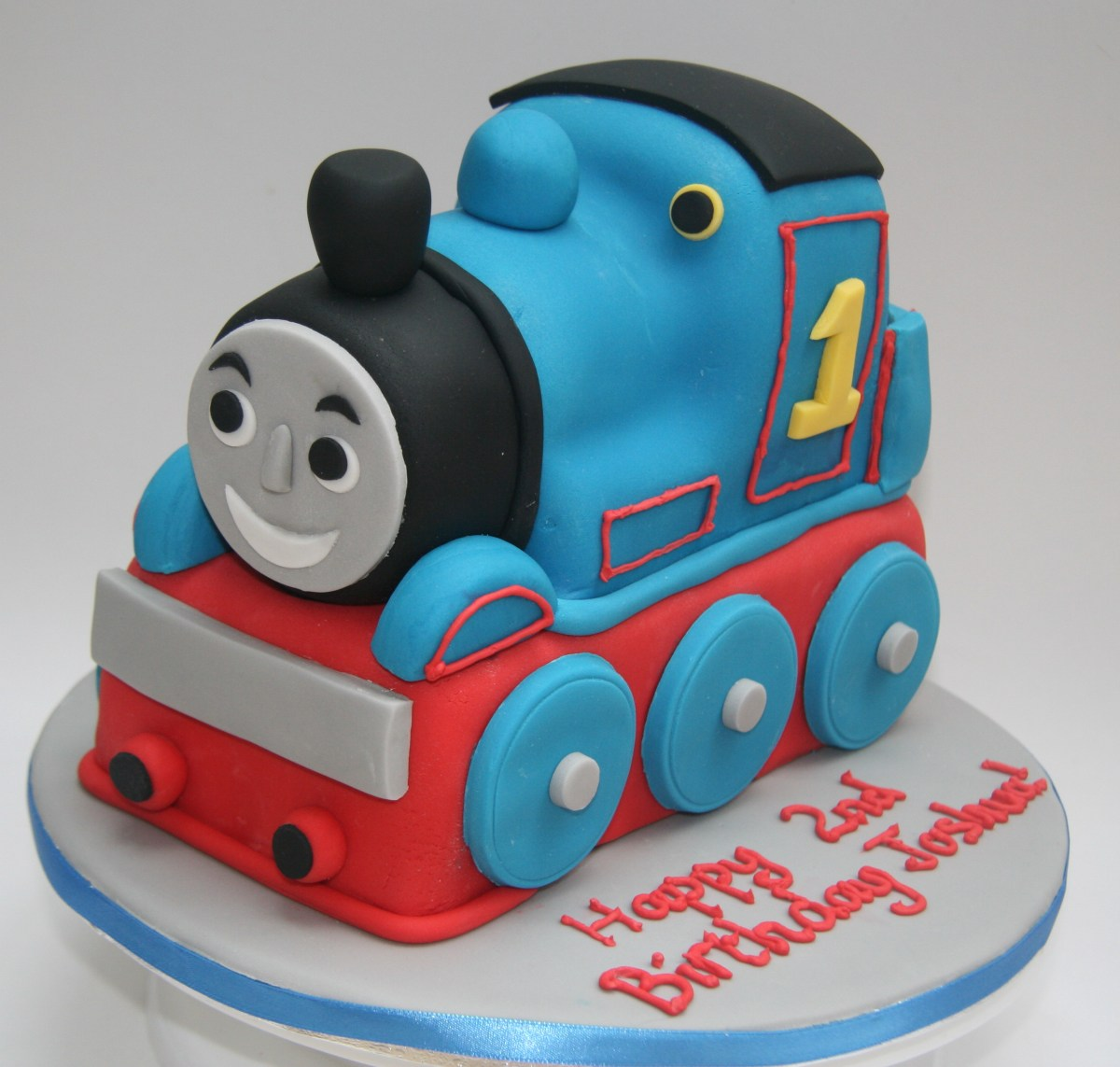 Peachy Thomas The Train Birthday Cakes 8 Thomas The Train Birthday Cakes Funny Birthday Cards Online Elaedamsfinfo