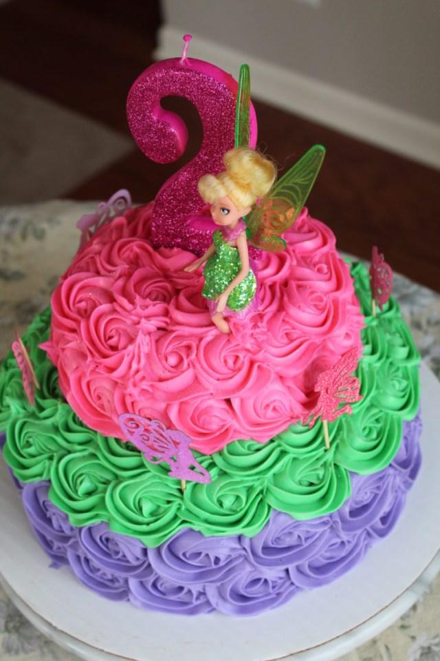 Tinkerbell Birthday Cakes Tinkerbell Birthday Cake Recipes Inspired Mom