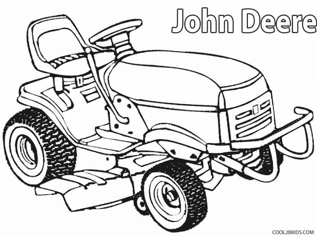 John Deere Coloring Page Tractor Coloring Pages John Coloring ... | 768x1024