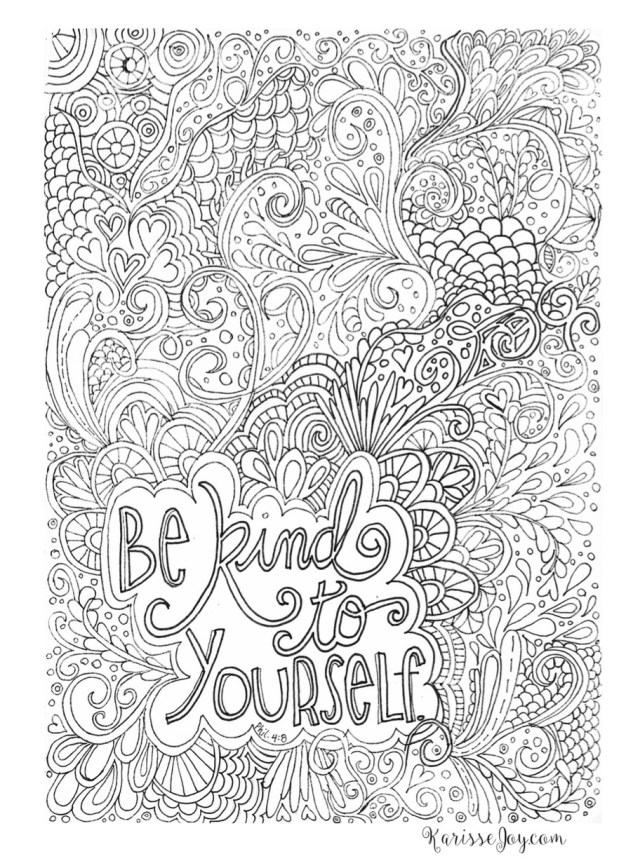 Tumblr Coloring Pages Coloring Pages Printable Colorings Quotes Sheets For Adults About