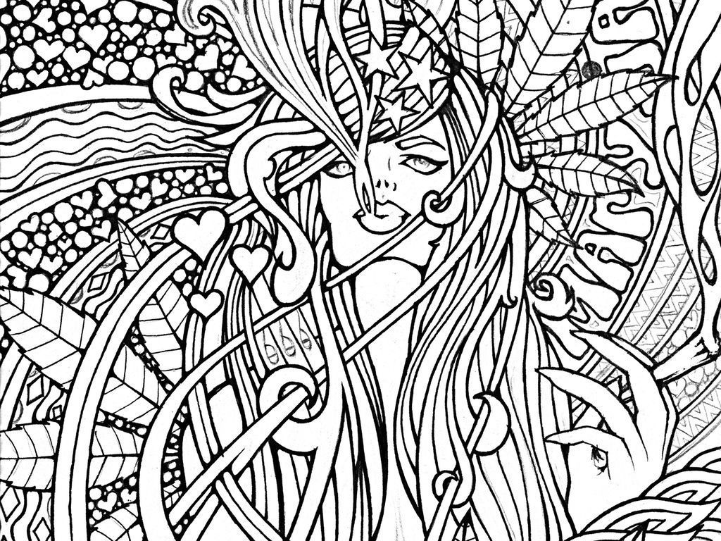 Weed Coloring Pages Funny Weed Coloring Pages Colouring