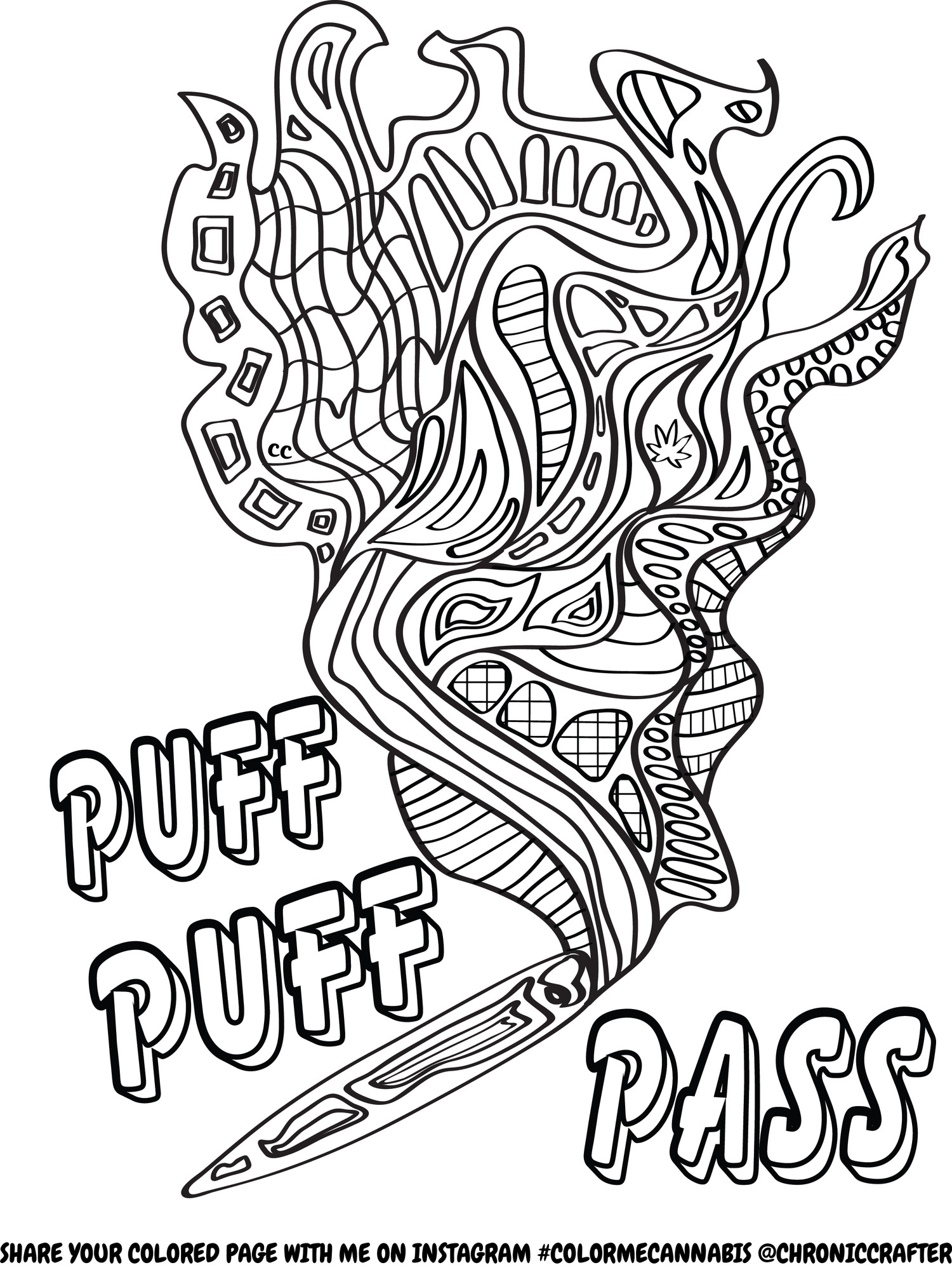 - 25+ Awesome Photo Of Weed Coloring Pages - Birijus.com
