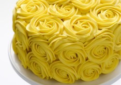 Yellow Birthday Cake Shades Of Yellow Color Names For Your Inspiration Yellow