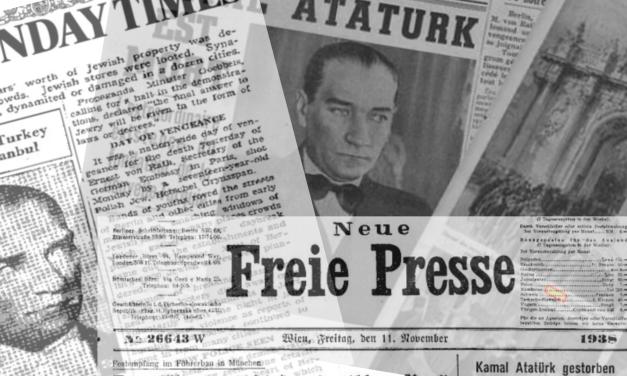 Yabancı Basında Atatürk