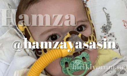 Sma Hastası Hamza'nın Zamanı Daralıyor