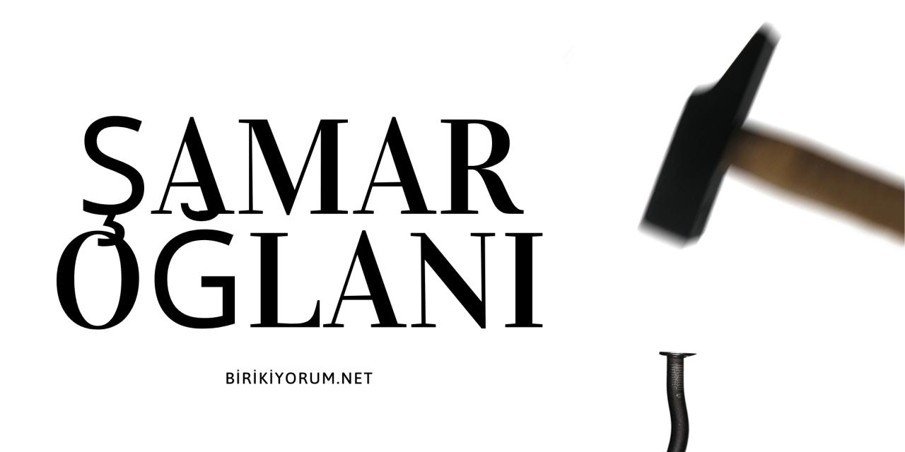 Şamar Oğlanı