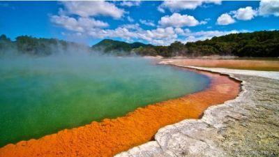 Şampanya-Gölü-Yeni-Zelanda