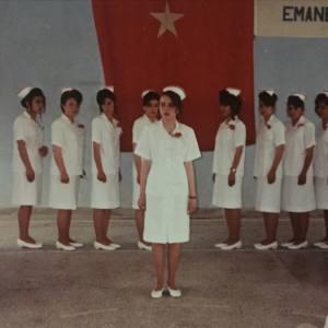 Ebe Hemşire Figen Demirtaş