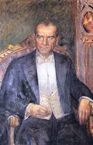 Atatürk - İbrahim Çallı