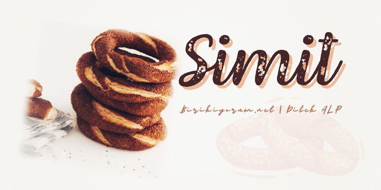 İzmit'in çıtır markası: İzmit Simidi