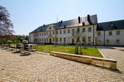 Bild: Kloster Huysburg bei Halberstadt mit NIKON D300S und Objektiv SIGMA 10-20mm F3.5 EX DC HSM.