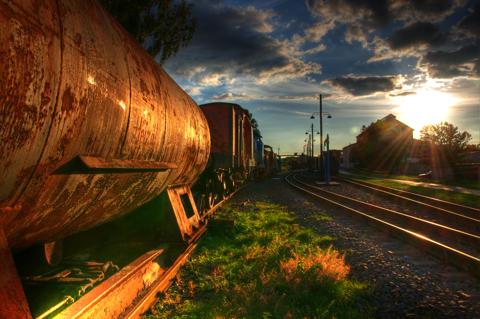 Bilder: Eisenbahnfriedhof in Klostermansfeld Mansfelder Land. Nikon D90 mit Objektiv AF-S DX VR Zoom-Nikkor 18-200mm f/3.5-5.6G IF-ED.