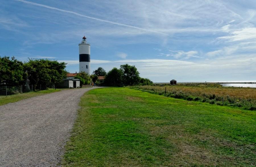 Bild: Der Leuchtturm Långe Jan bei Ottenby an der Südspitze der schwedischen Insel Öland. NIKON D700 und AF-S NIKKOR 24-120 mm 1:4G ED VR.